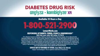 Ferrer, Poirot and Wansbrough TV Spot, 'Diabetes Drug Risk' - Thumbnail 6