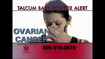 Fleming, Nolen, Jez TV Spot, 'Talcum Powder Alert' - Thumbnail 5