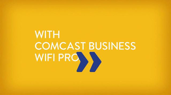 Comcast Business WiFi Pro TV Spot, 'Give Your Business an Edge' - Thumbnail 5