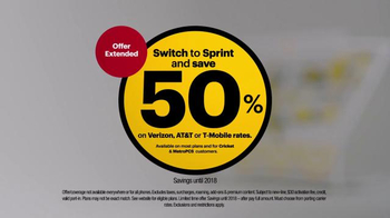 Sprint TV Spot, 'Switch to Sprint: We'll Pay Your Switching Fees' - Thumbnail 5