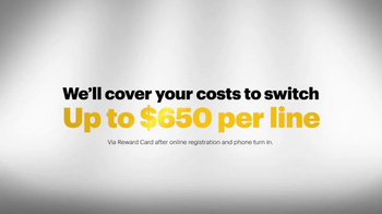 Sprint TV Spot, 'Switch to Sprint: We'll Pay Your Switching Fees' - Thumbnail 9