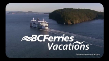 BC Ferries Vacations TV Spot, 'Ocean-Front Accommodations' - Thumbnail 1