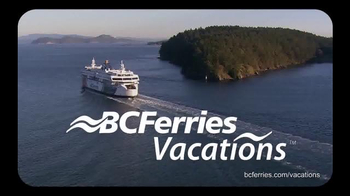 BC Ferries Vacations TV Spot, 'Ocean-Front Accommodations' - Thumbnail 2