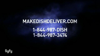 Make Dish Deliver TV Spot, 'SyFy: The Magicians' - Thumbnail 5