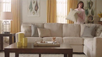 Ashley Furniture Homestore Save & Style Event TV Spot, 'Rustic Bed' - Thumbnail 2