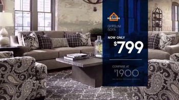 Ashley Furniture Homestore Save & Style Event TV Spot, 'Rustic Bed' - Thumbnail 5