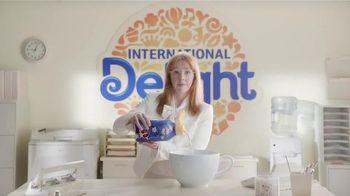International Delight TV Spot, 'Huge Bottle of Coffee Creamer'