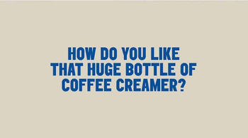 International Delight TV Spot, 'Huge Bottle of Coffee Creamer' - Thumbnail 1