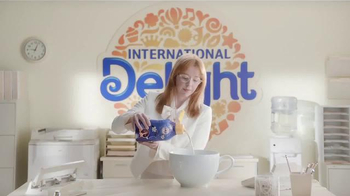 International Delight TV Spot, 'Huge Bottle of Coffee Creamer' - Thumbnail 2