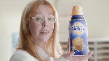 International Delight TV Spot, 'Huge Bottle of Coffee Creamer' - Thumbnail 4