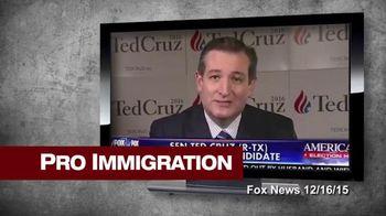 Donald J. Trump for President TV Spot, 'Lying Ted Cruz'