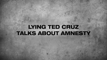 Donald J. Trump for President TV Spot, 'Lying Ted Cruz' - Thumbnail 2