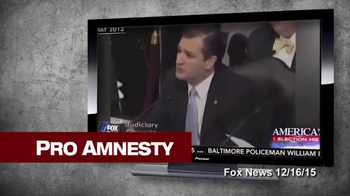 Donald J. Trump for President TV Spot, 'Lying Ted Cruz' - Thumbnail 7