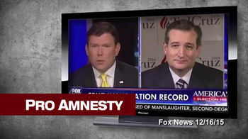 Donald J. Trump for President TV Spot, 'Lying Ted Cruz' - Thumbnail 8