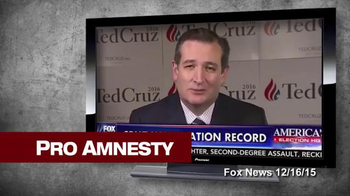 Donald J. Trump for President TV Spot, 'Lying Ted Cruz' - Thumbnail 9