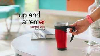Seattle's Best Coffee TV Spot, 'Up And At 'Em' - Thumbnail 4