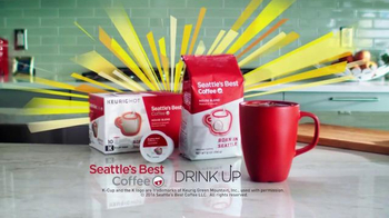 Seattle's Best Coffee TV Spot, 'Morning Person' - Thumbnail 10