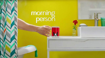 Seattle\'s Best Coffee TV Spot, \'Morning Person\'