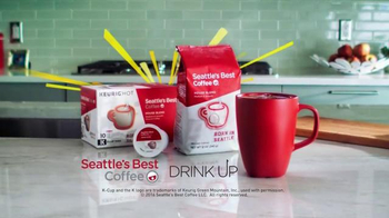 Seattle's Best Coffee TV Spot, 'Morning Person' - Thumbnail 9