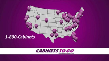 Cabinets To Go TV Spot, 'Make Your Dream Kitchen a Reality' - Thumbnail 9