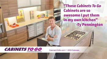 Cabinets To Go TV Spot, 'Make Your Dream Kitchen a Reality' - Thumbnail 5