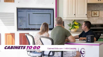 Cabinets To Go TV Spot, 'Make Your Dream Kitchen a Reality' - Thumbnail 7