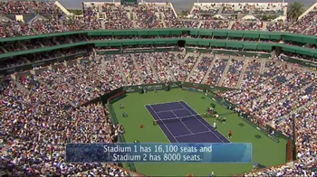 Indian Wells TV Spot, 'Tennis Channel: Oasis' - Thumbnail 4