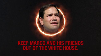 Donald J. Trump for President TV Spot, 'Keep Marco Out of the White House'