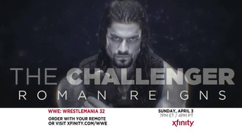 XFINITY TV Spot, 'WrestleMania 32' - Thumbnail 5