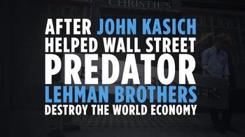 Donald J. Trump for President TV Spot, 'John Kasich: All Talk No Action' - Thumbnail 2