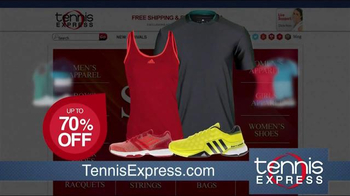 Tennis Express March Madness Sale TV Spot, 'The Savings Starts Now' - Thumbnail 2