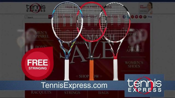 Tennis Express March Madness Sale TV Spot, 'The Savings Starts Now' - Thumbnail 3