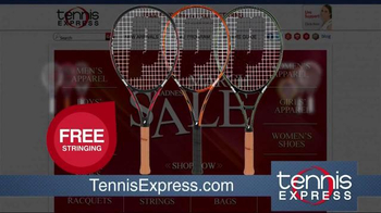 Tennis Express March Madness Sale TV Spot, 'The Savings Starts Now' - Thumbnail 4