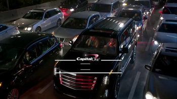 Capital One TV Spot, 'Flying' Featuring Charles Barkley, Samuel L. Jackson - Thumbnail 1