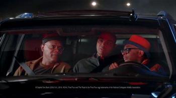 Capital One TV Spot, 'Flying' Featuring Charles Barkley, Samuel L. Jackson - Thumbnail 9