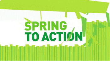 Lowe's TV Spot, 'Spring to Action' - Thumbnail 3