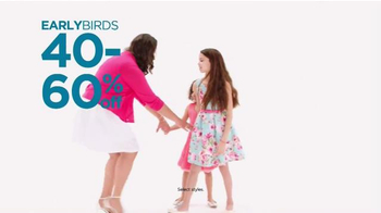 Kohl's Super Saturday TV Spot, 'Just in Time for Spring' - Thumbnail 3