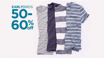 Kohl's Super Saturday TV Spot, 'Just in Time for Spring' - Thumbnail 4