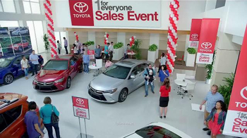 Toyota 1 for Everyone Sales Event TV Spot, 'Favorite Toyota: 2016 Sienna' - Thumbnail 1