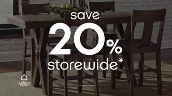 Ashley Homestore Anniversary 4-Day Sale TV Spot, 'Hundreds of Items' - Thumbnail 3