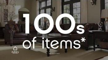 Ashley Homestore Anniversary 4-Day Sale TV Spot, 'Hundreds of Items' - Thumbnail 5