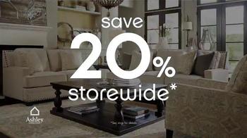 Ashley Homestore Anniversary 4-Day Sale TV Spot, 'Hundreds of Items' - Thumbnail 6