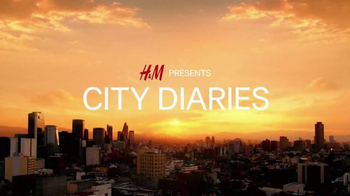 H&M TV Spot, 'City Diaries' - Thumbnail 1