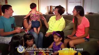 Golden Memorial TV Spot, 'Lincoln Heritage: el plan de funeral' [Spanish] - Thumbnail 1