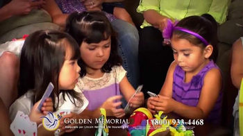 Golden Memorial TV Spot, 'Lincoln Heritage: el plan de funeral' [Spanish] - Thumbnail 2
