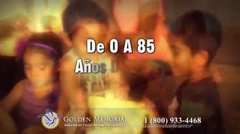 Golden Memorial TV Spot, 'Lincoln Heritage: el plan de funeral' [Spanish] - Thumbnail 3
