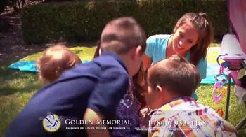 Golden Memorial TV Spot, 'Lincoln Heritage: el plan de funeral' [Spanish] - Thumbnail 5