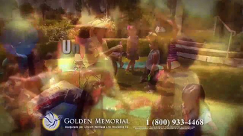 Golden Memorial TV Spot, 'Lincoln Heritage: el plan de funeral' [Spanish] - Thumbnail 6