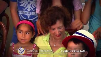 Golden Memorial TV Spot, 'Lincoln Heritage: el plan de funeral' [Spanish] - Thumbnail 8
