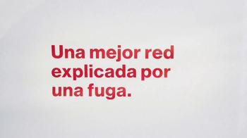Verizon TV Spot, 'Una mejor red explicada por una fuga' [Spanish] - Thumbnail 1